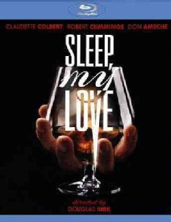 Sleep, My Love (Blu-ray Disc)