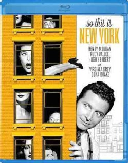 So This Is New York (Blu-ray Disc)