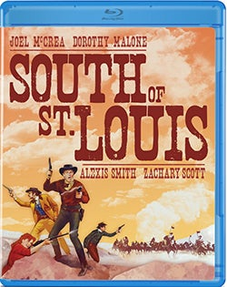 South of St. Louis (Blu-ray Disc)