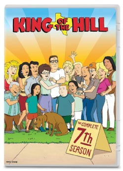 King of the Hill: The Complete 7th Season (DVD)