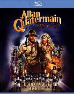 Allan Quatermain and the Lost City of Gold (Blu-ray Disc)