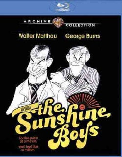 The Sunshine Boys (Blu-ray Disc)
