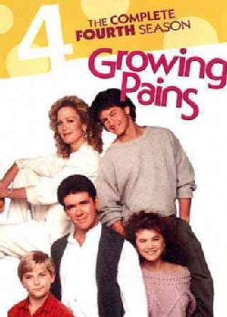 Growing Pains: The Complete Fourth Season (DVD)