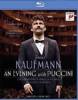 An Evening With Puccini (Blu-ray Disc)