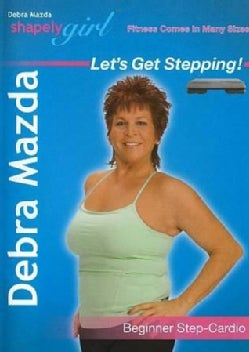 Shapely Girl: Let's Get Stepping!: Beginner Step Cardio Workout (DVD)