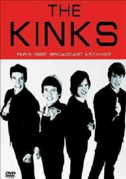 The Kinks: Paris 1965 (DVD)
