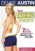Denise Austin: Best Bun &amp; Leg Shapers (DVD)