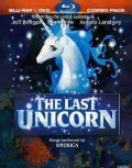 The Last Unicorn (Blu-ray/DVD)