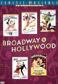The Classic Musicals Collection: Broadway to Hollywood 5PK (DVD)