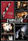 Beyond A Reasonable Doubt/Lies And Illusions/Not Forgotten/New Daughter (DVD)