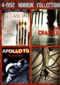 Pandorum/Let Me In/Apollo 18/The Crazies (DVD)
