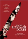 Beyond A Reasonable Doubt (Blu-ray Disc)