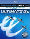 Ultimate G's: Zac's Flying Dream 3D (IMAX) (Blu-ray Disc)