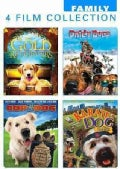 Golden Retrievers/Chilly Dogs/Cop Dog/Karate Dog (DVD)