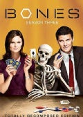 Bones Season 3 (DVD)