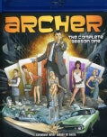 Archer Season 1 (Blu-ray Disc)