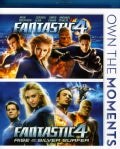 Fantastic Four/Fantastic Four 2: Rise Of The Silver Surfer (Blu-ray Disc)