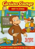 Curious George: Back To School (DVD)