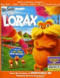 Dr. Seuss' The Lorax (Blu-ray/DVD)