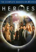 Heroes: Season 2 (DVD)