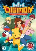 Digimon Data Squad: Season 5 (DVD)