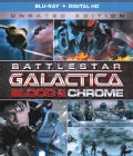Battlestar Galactica: Blood & Chrome (Blu-ray Disc)