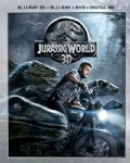 Jurassic World 3D (Blu-ray/DVD)