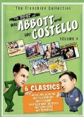 The Best Of Bud Abbott and Lou Costello Vol. 4 (DVD)