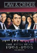 Law & Order: The Fifth Year (DVD)