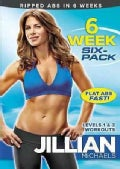 Jillian Michaels: 6 Week Six-Pack (DVD)