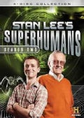 Stan Lee's Superhumans Season 2 (DVD)