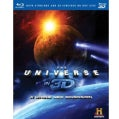 The Universe in 3D: A Whole New Dimension (Blu-ray Disc)