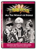 Three Stooges: All the World's a Stooge (DVD)