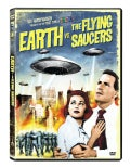 Earth vs the Flying Saucers (DVD)
