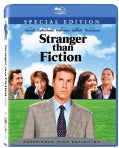 Stranger Than Fiction (Blu-ray Disc)