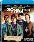 30 Minutes Or Less (Blu-ray Disc)