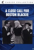 A Close Call for Boston Blackie (DVD)
