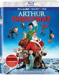 Arthur Christmas (3D) (Blu-ray/DVD)