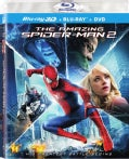 The Amazing Spider-Man 2 (Blu-ray/DVD)
