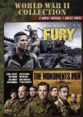 Fury/The Monuments Men (DVD)