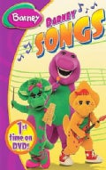 Barney: Songs (DVD)