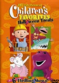 Children's Favorites Halloween Treats (DVD)