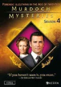 Murdoch Mysteries Season 4 (DVD)