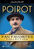 Poirot Fan Favorites Collection (DVD)