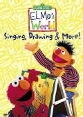 Elmo's World: Singing Drawing & More (DVD)