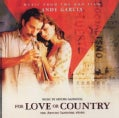 Various - For Love or Country (ost)