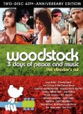 Woodstock 3 Days Of Peace &amp; Music Director&#39;s Cut 40th Anniversary 2-Disc Special Edition (DVD)