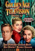 GOLDEN AGE OF TELEVISION - Golden Age of Television Vol. 12: France&#39;s Greatest Detective/The Girl on The Park Ben... (Not Rated)
