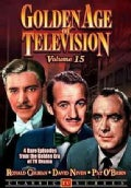 The Golden Age of Television: Vol. 15 (DVD)