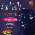 Leadbelly - Memorial Vol. 3 & 4